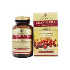 Cran Flora 60 vcaps