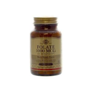 Folate 1000MCG 60 tabs