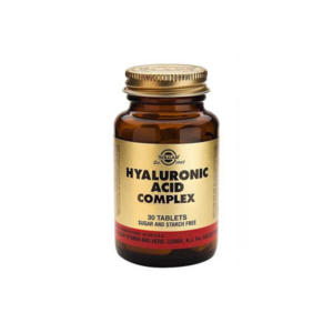 Hyaluronic Acid Complex 120MG 30 tabs
