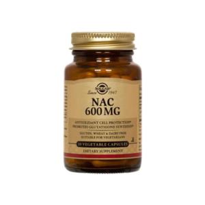 NAC 600mg 60 vcaps