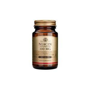 Niacin 100MG tablets 100tabs