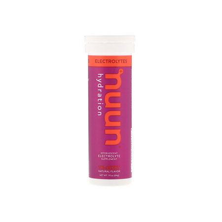 Nuun Electrolites - Effervescent Tri-Berry
