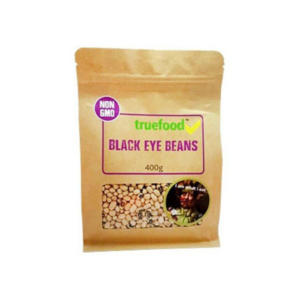 Truefood - Black-eye Beans 400g